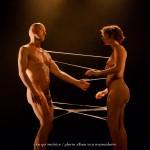 Amour - performance Annliz Bonin - photo Alban Van Wassenhove