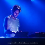 DJ Braxel - photo Alban Van Wassenhove