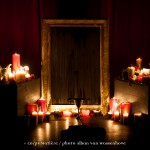 Cérémonie du miroir - Annliz Bonin - photo Alban Van Wassenhove